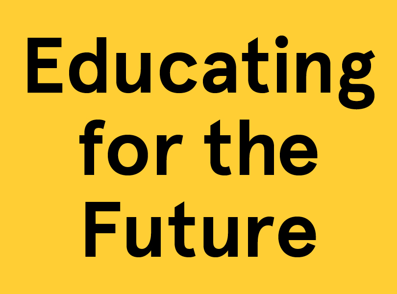 Educating for the Future logo