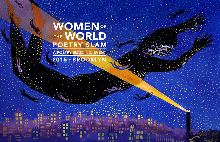 Women of the World Poetry Slam