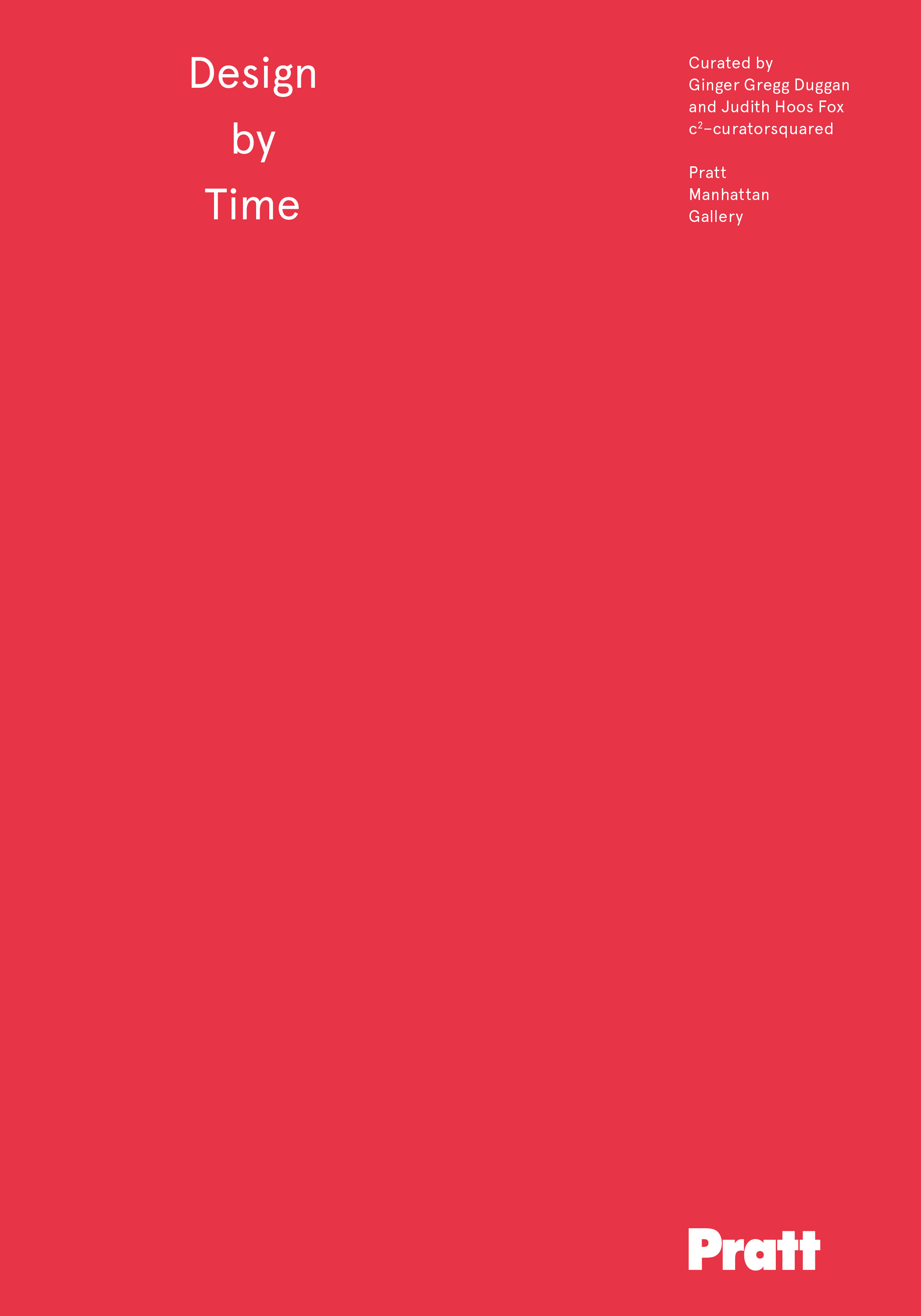 Design by Time catalog