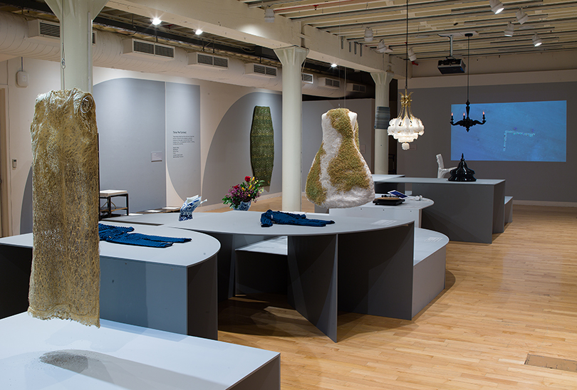Installation view, Design by Time, photo by Jason Mandella Photography