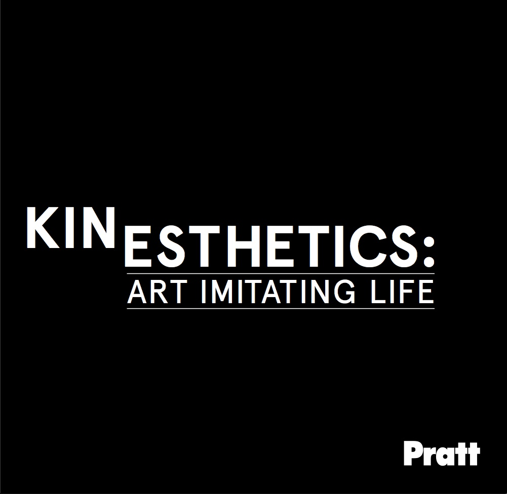 Kinesthetics: Art Imitating Life catalog cover