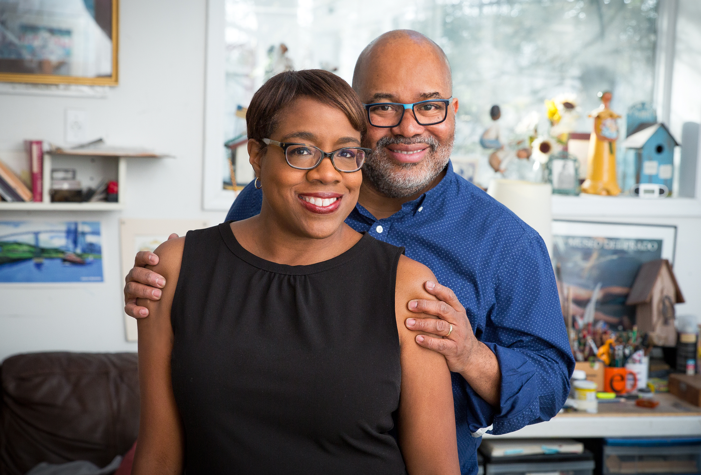 JAMES RANSOME + LESA CLINE-RANSOME