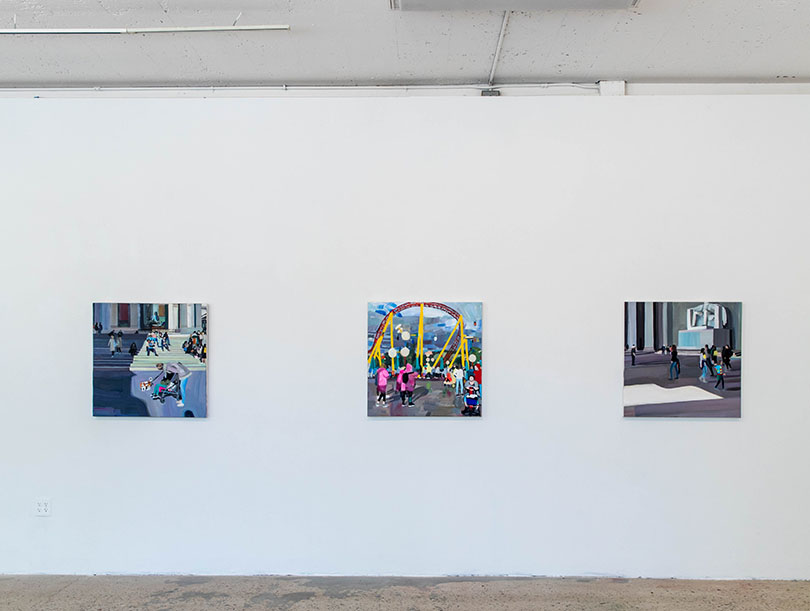 Madeline Rupard, Fine Arts, Painting and Drawing MFA '19