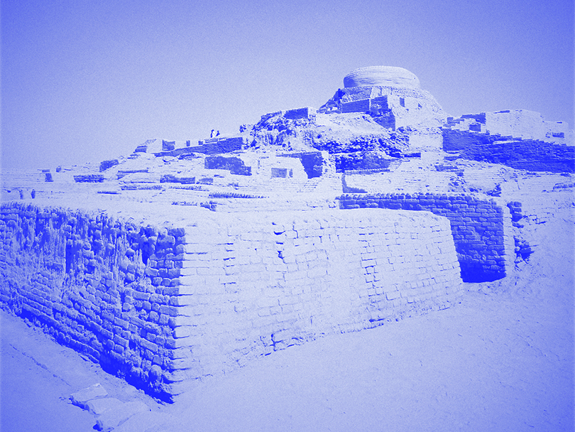 LIAVH's inaugural research project examines the ancient city of MohenjoDaro