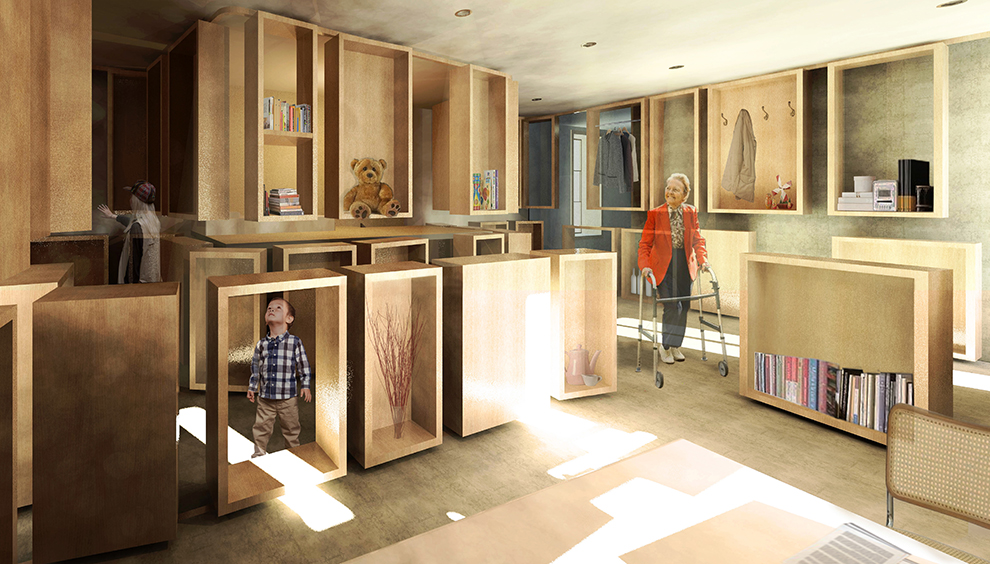 Subin Lee BFA Interior Design 15