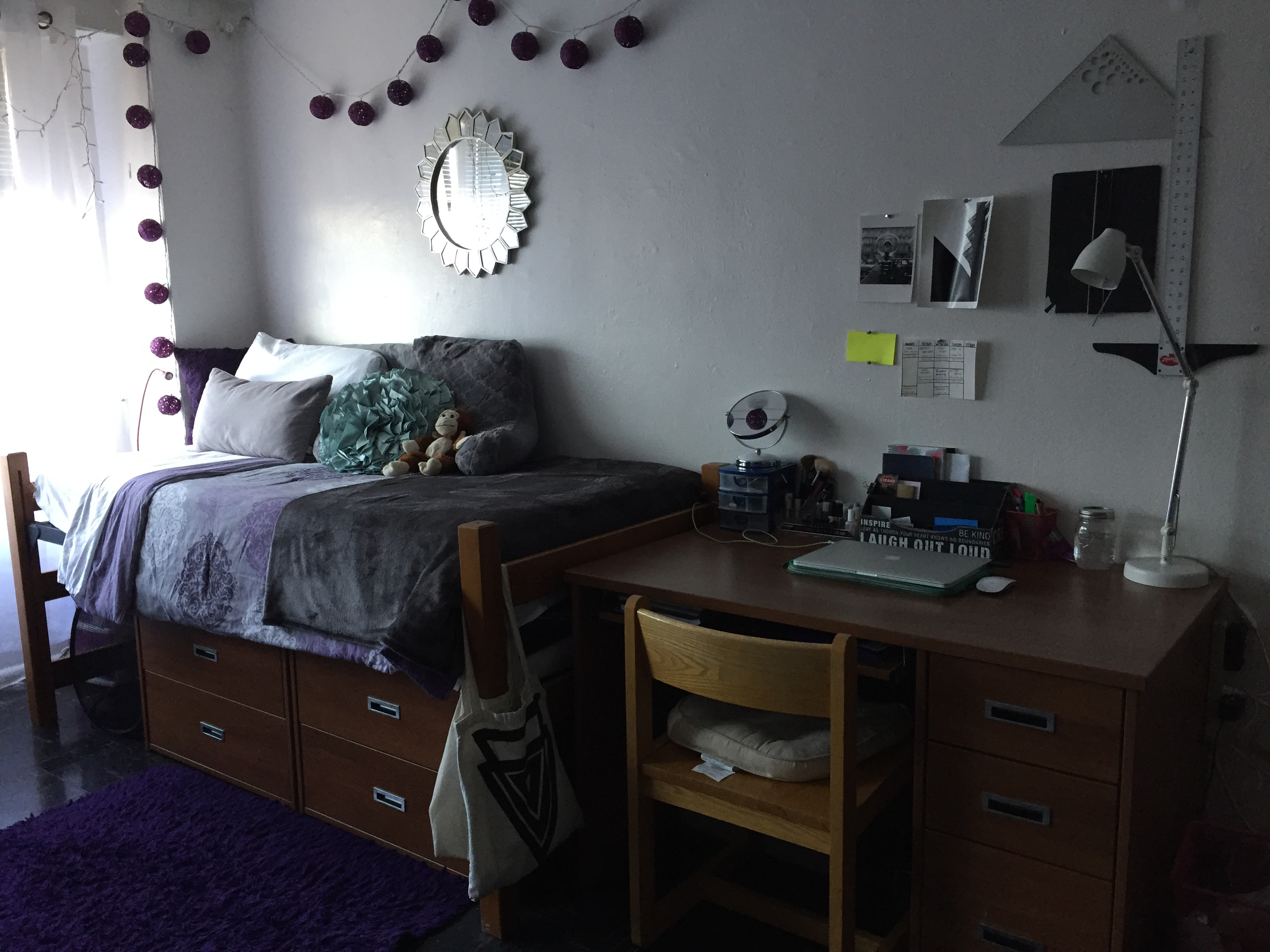 Willoughby dorm interior