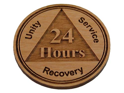 Recovery medallion