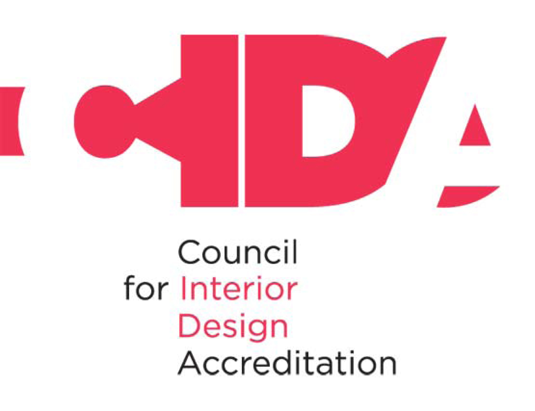 The BFA Interior Design Program Is Accredited By Council For Accreditation CIDA