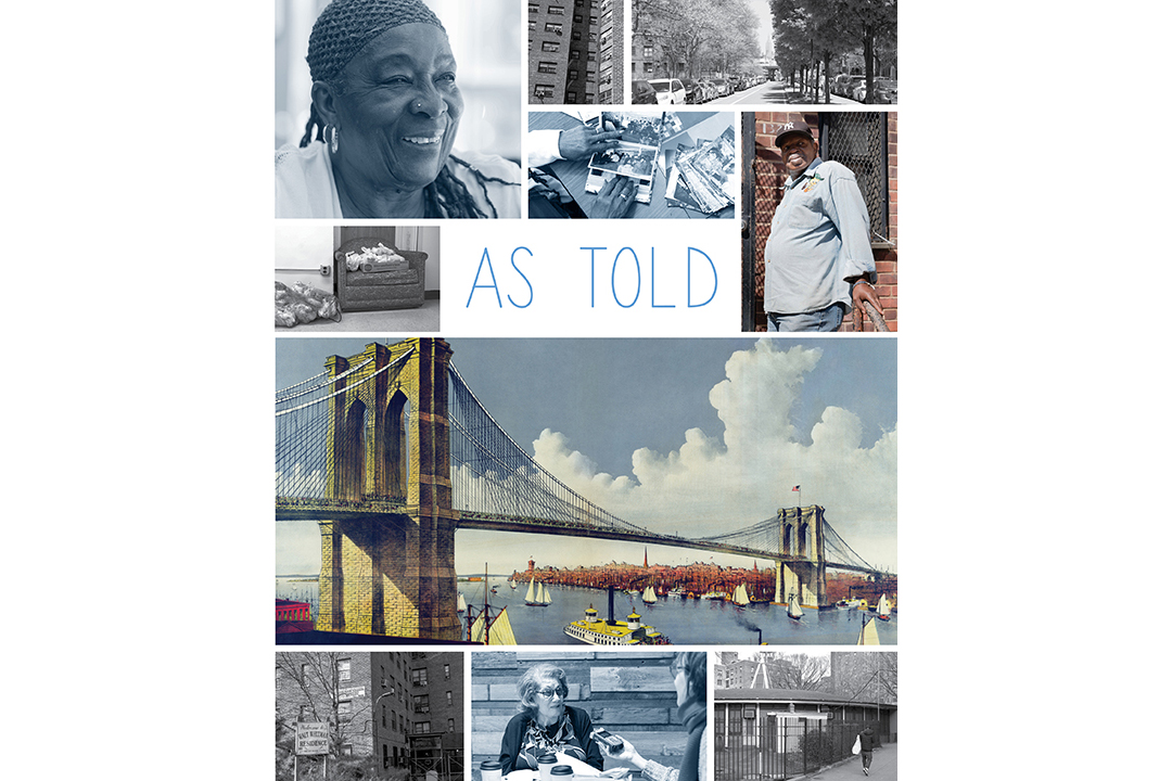Cover of As Told: Brooklyn Histories