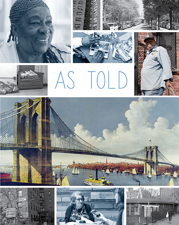 As Told: Brooklyn Histories