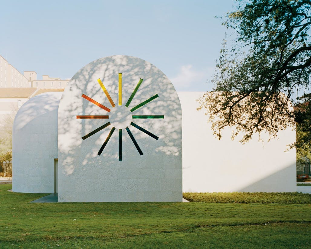 Work by Ellsworth Kelly