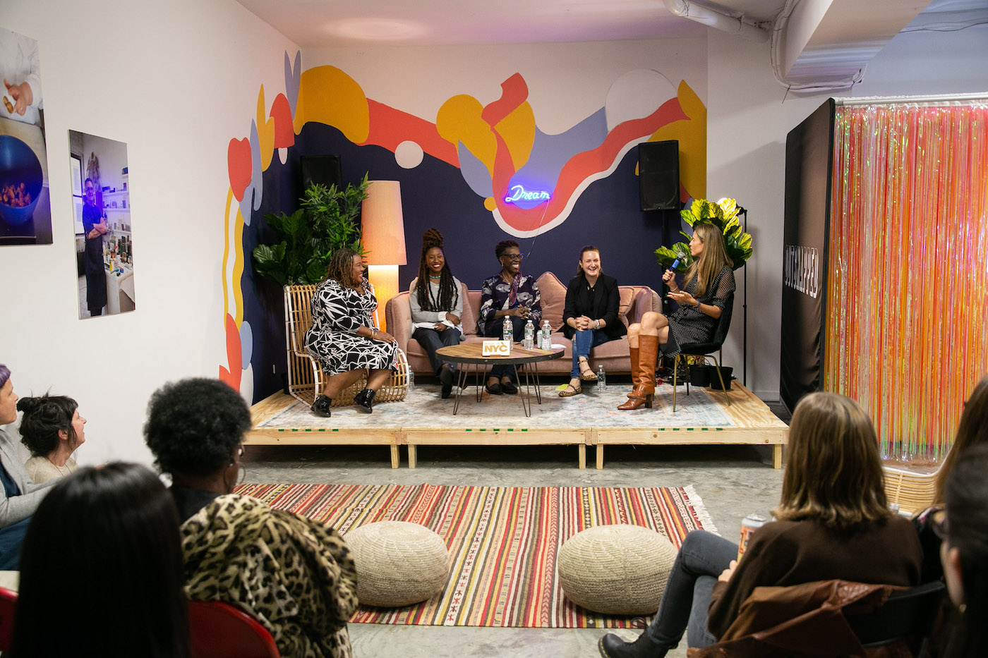 The Sustainable Fashion & Equity Panel
