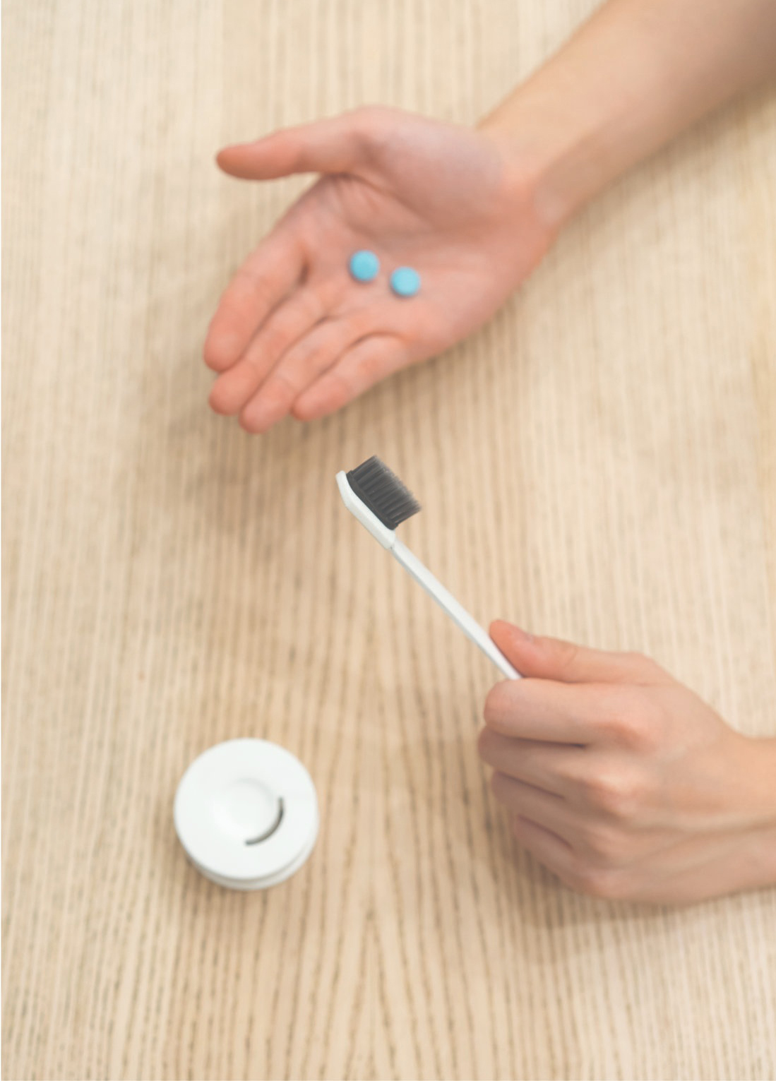 Travel toothbrush by Bo Peng