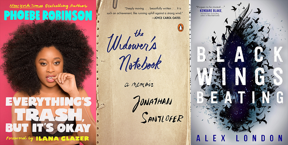 Selections from the Pratt alumni summer reading list