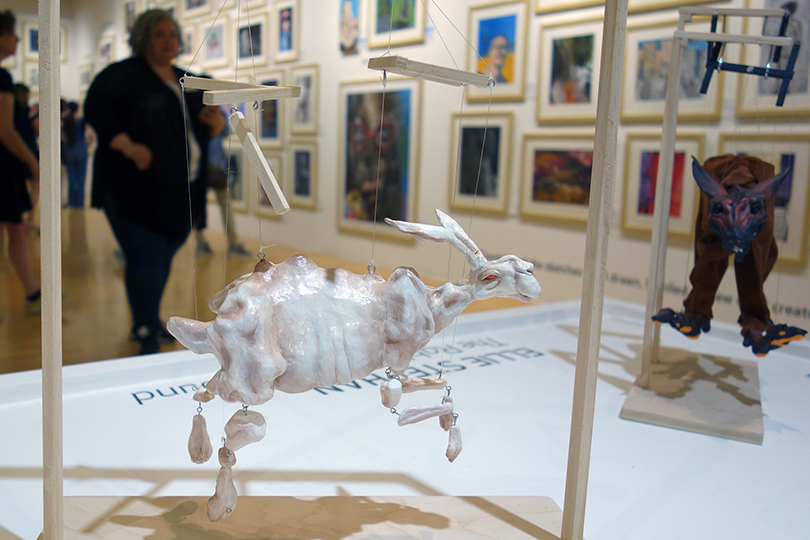 Work by Silver Medal with Distinction winner Mackenzie Wright