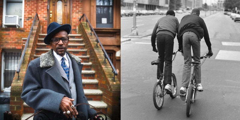 Photographs by Ruddy Roye and Jamel Shabazz