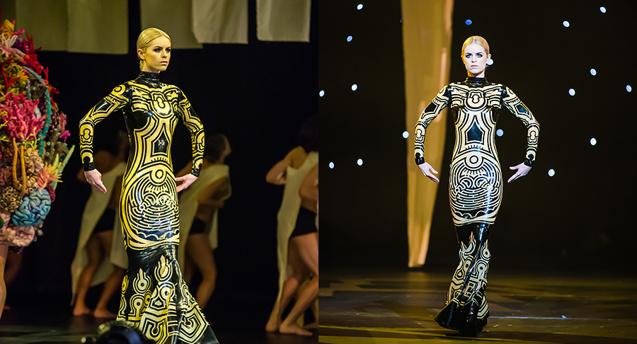 WearableArt Award-winning design