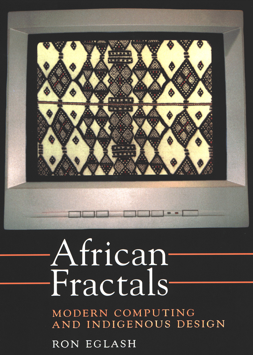 Book cover of African Fractals
