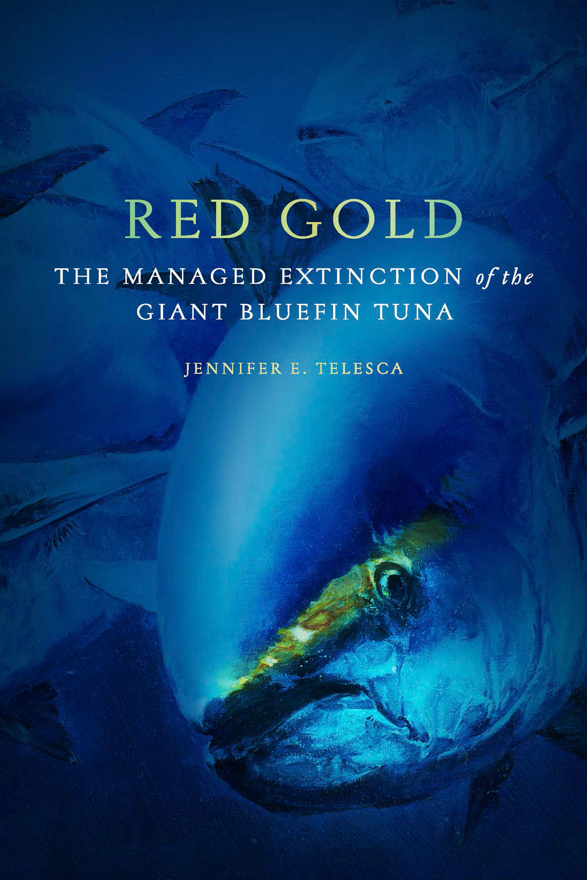 Book cover for Red Gold