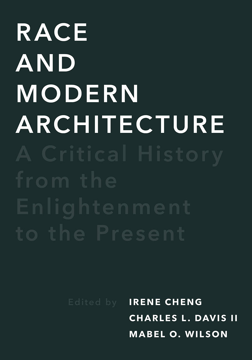 Book cover of Race and Modern Architecture