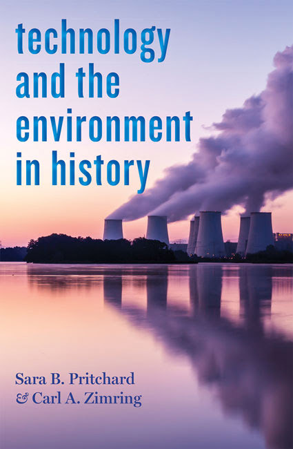 Book cover of Technology and the Environment in History