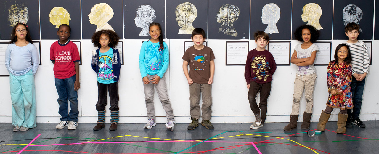 Programs for children and schools spur creativity and access