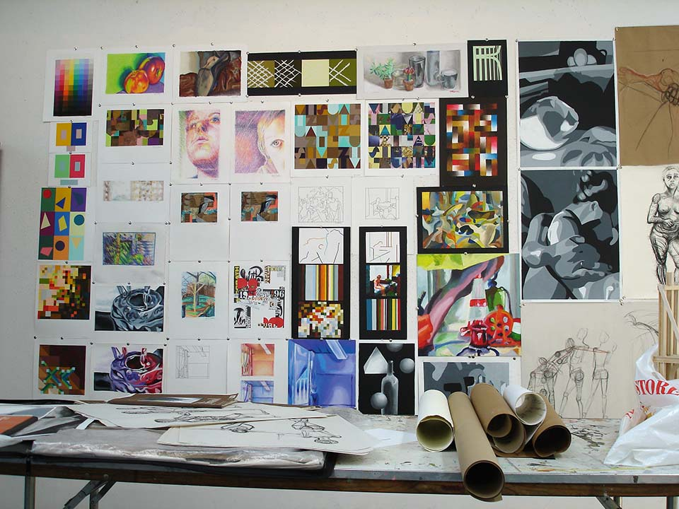 Foundation prepares students for a future in art and design