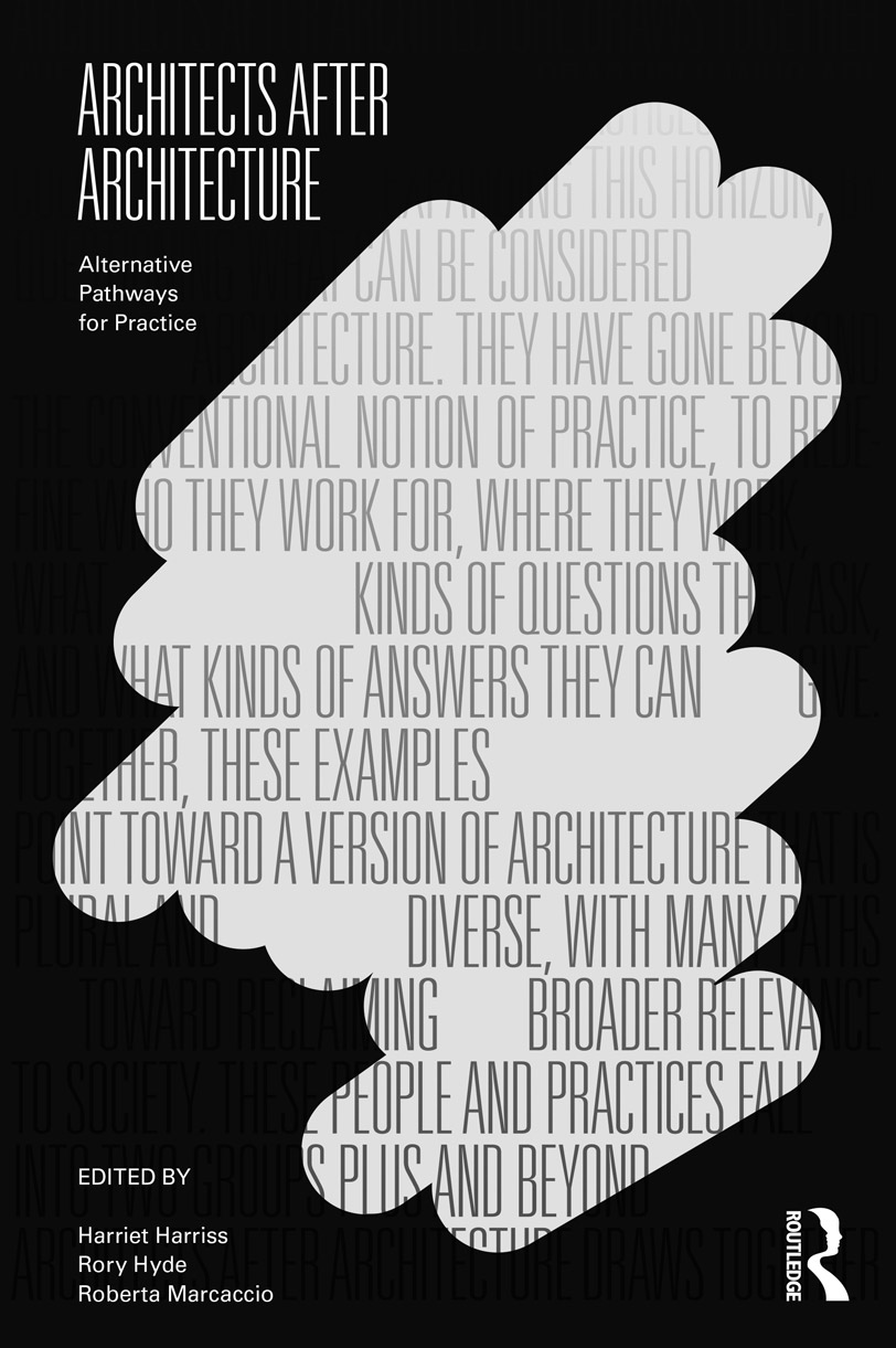 Book cover of Architects after Architecture