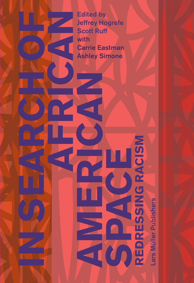 Book cover of In Search of African American Space