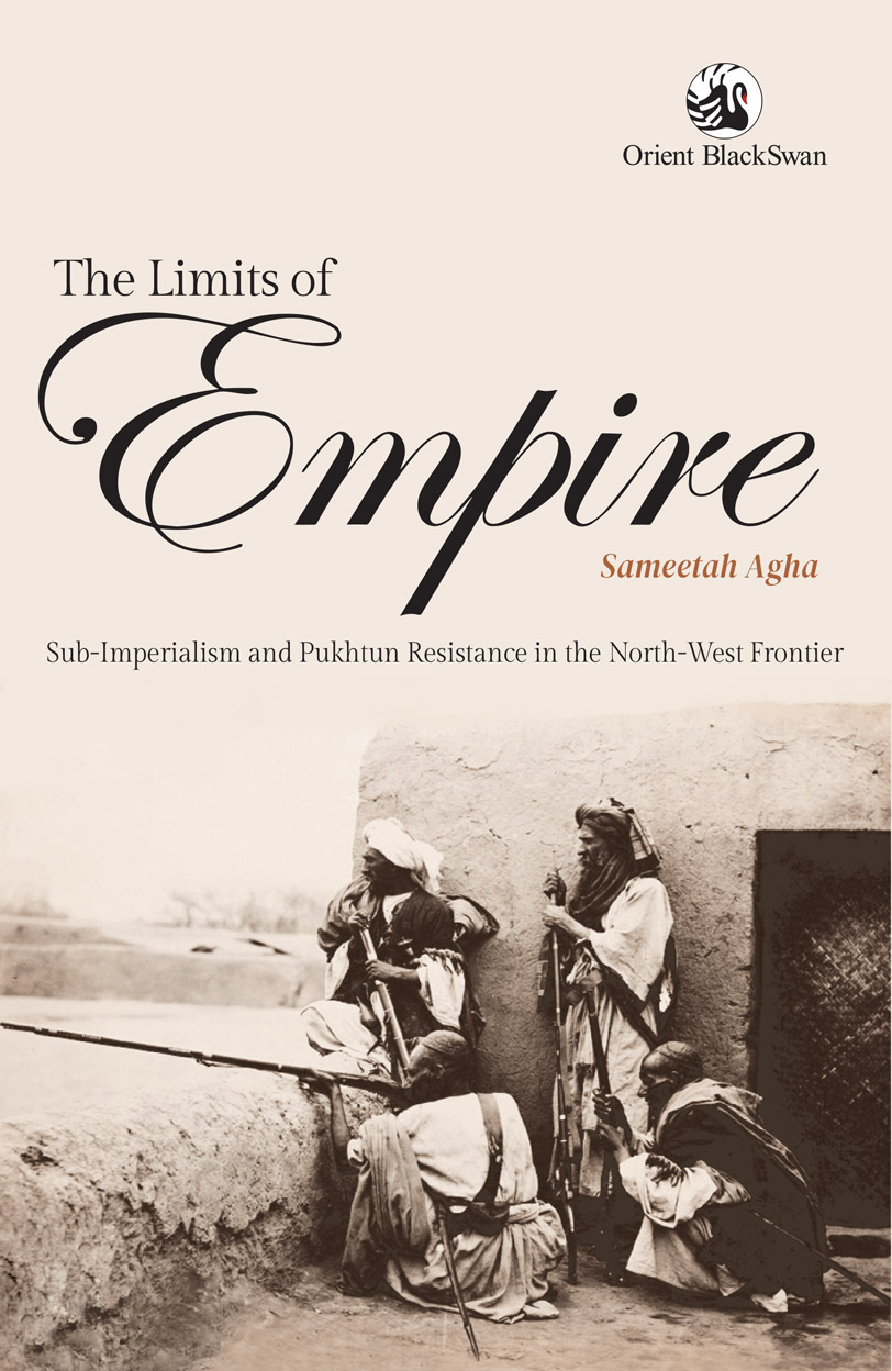 Book cover of The Limits of Empire
