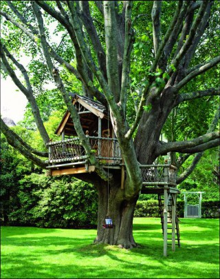 Tree House East Hampton, NY, (2007)