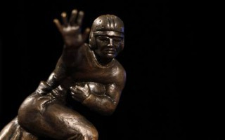 The Heisman Memorial Trophy (1935)