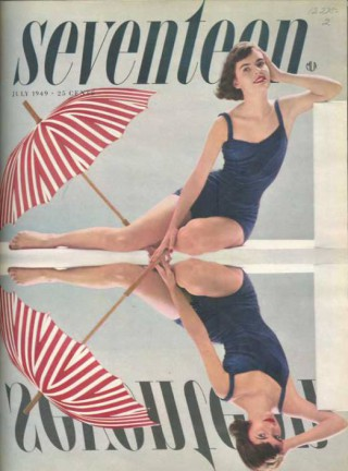 Seventeen July (1949), cover