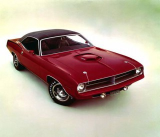 Plymouth Barracuda (1970)