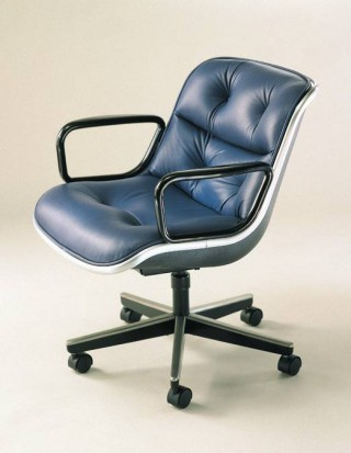 Pollock Executive Chair (1963)
