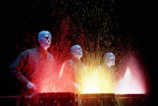 Blue Man Group (1990)