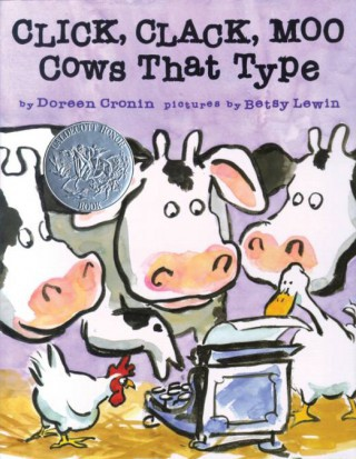 Click, Clack, Moo: Cows That Type ( 2000)