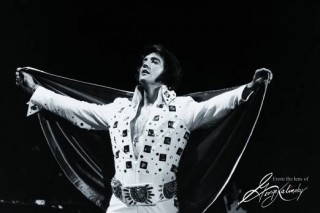Elvis Presley at Madison Square Garden (1972)