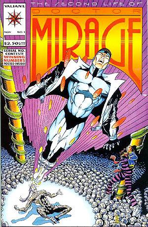 The Second Life of Doctor Mirage (1993)
