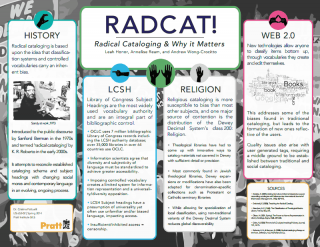RADCAT! Radical Cataloging & Why it Matters