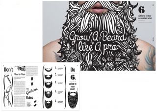 Grow a beard like a pro