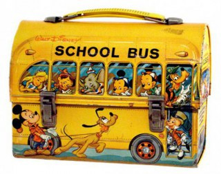 Disney Lunch Box (circa 1961)