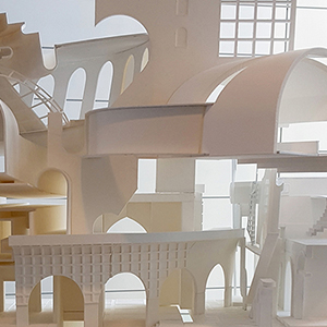 Charles Driesler and Ahmad Tabbakh, Architecture B.Arch '19