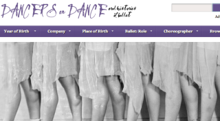 Creating Dancers on Dance: Oral Histories of Ballet
