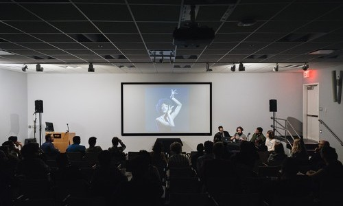 Photography Students Present Work on Social Issues at Inaugural Gordon Parks Dialogues
