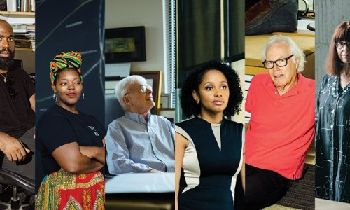 We Contain Multitudes: The 2018 Alumni Achievement Award Winners on Empathy at Work