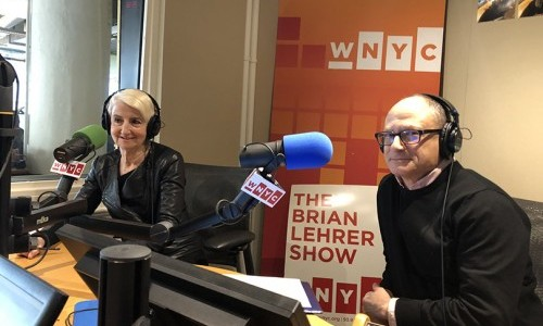 Public Radio's Brian Lehrer Show Features President Bronet and Adam Friedman