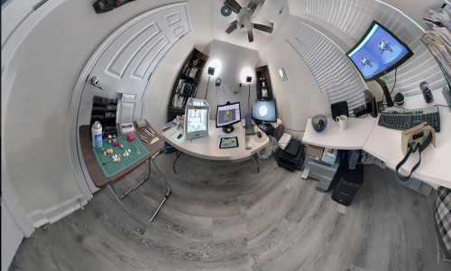 Practice: A 360 Tour of Architecture Professor Michele Gorman's Satellite Studio