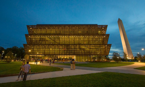 Black History is Pratt History: National Museum of African American History and Culture