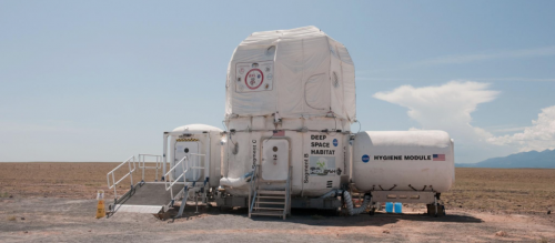 NASA Project Collaboration Inspires Students to Create Habitat for Travel to Mars